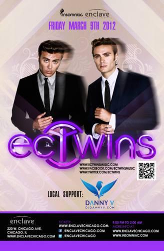 Enclave & Insomniac Present - EC TWINS