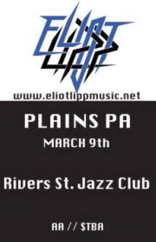 Eliot Lipp in Plains, PA