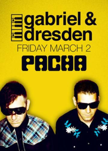 Gabriel & Dresden @ Pacha