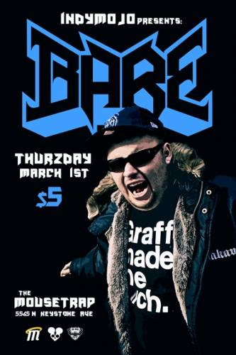 IndyMojo Presents: Altered Thurzdaze with Bare