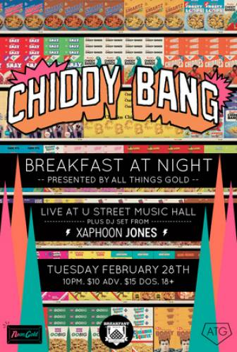 Chiddy Bang @ U Street Music Hall