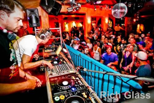 Plump DJs & Fort Knox Five @ U Street Music Hall