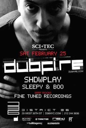 Dubfire @ District 36