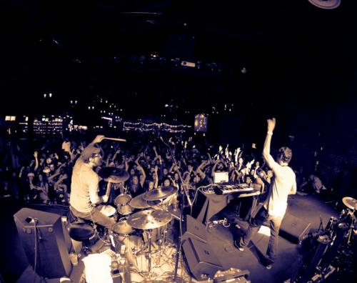 Big Gigantic @ The Intersection