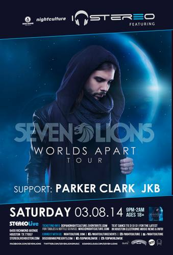 Seven Lions @ Stereo Live