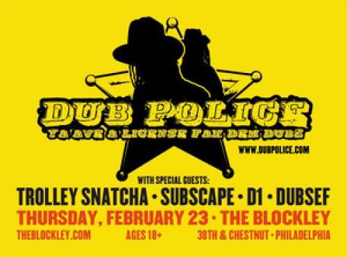 Trolley Snatcha @ The Blockley
