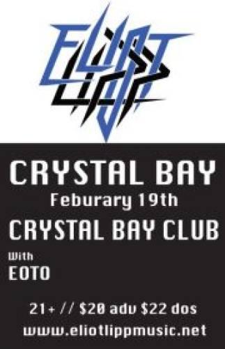 Eliot Lipp in Crystal Bay, NV w/ EOTO