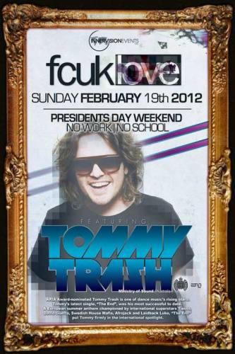 fcuk love ft Tommy Trash