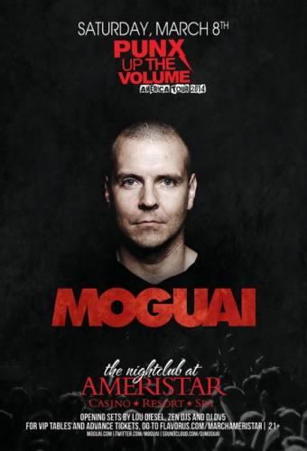 Moguai at Ameristar March 8th