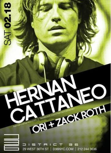 Hernan Cattaneo @ District 36