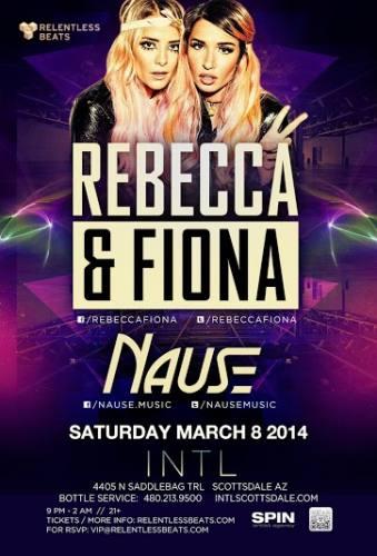 Rebecca & Fiona @ INTL