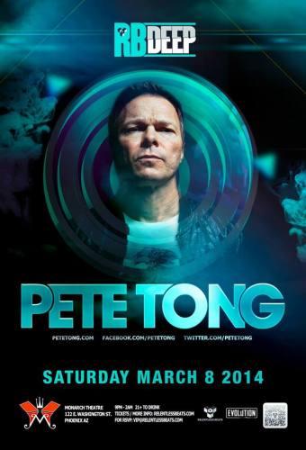 Pete Tong @ Monarch Theatre
