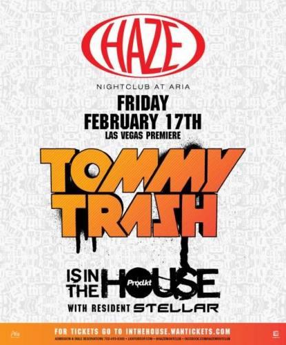 Tommy Trash @ Haze