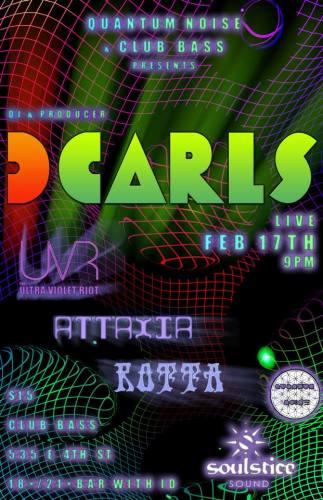 DCarls at Club Bass