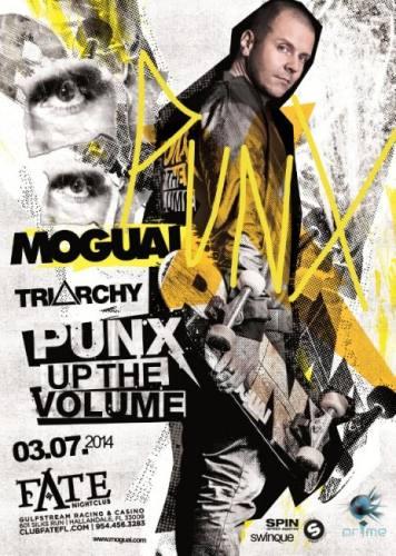Moguai Punx Up The Volume Tour 2014