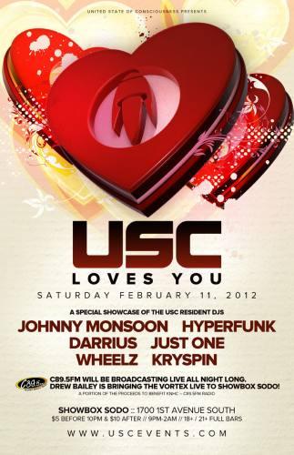 USC Loves You