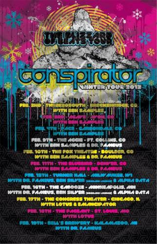 Conspirator @ Bluebird Theater