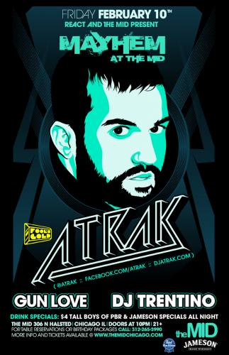 2.10 A Trak At the Mid Chicago