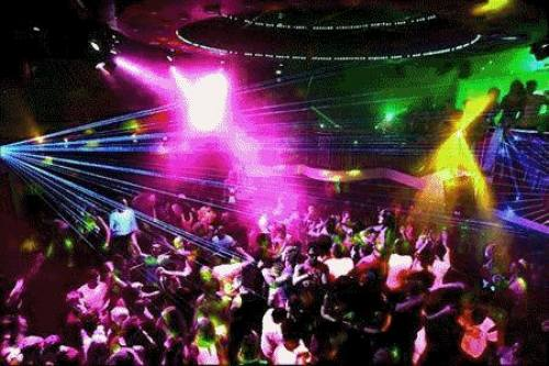 CARESS - An Electronic Music Event