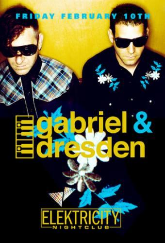 Gabriel & Dresden @ Elektricity