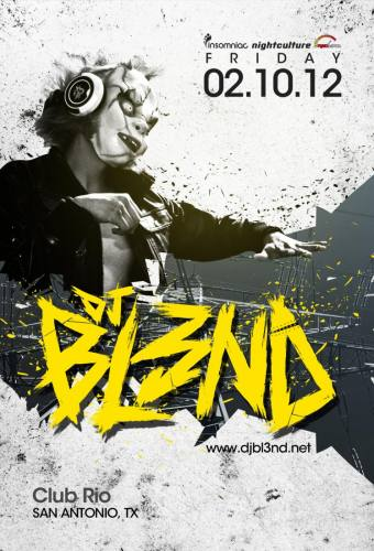 DJ BL3ND @ Club Rio