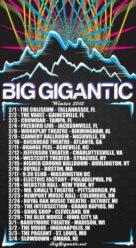 Big Gigantic @ The Vault