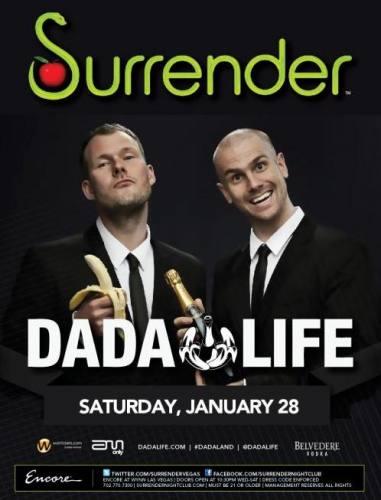 Dada Life @ Surrender
