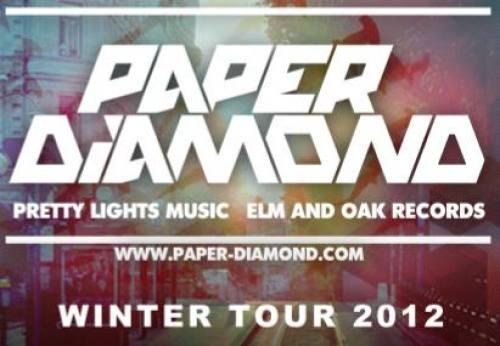 Paper Diamond @ The Bluebird Nightclub