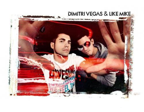Dimitri Vegas & Like Mike @ Axis-Radius