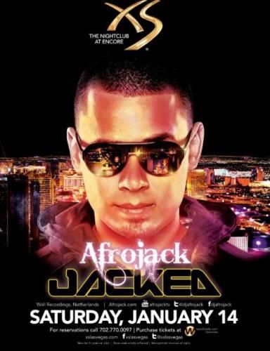 Afrojack @ XS (1/14)