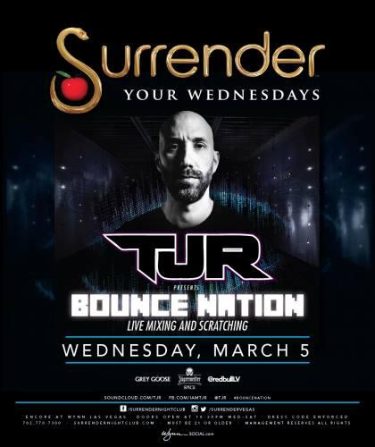 TJR @ Surrender