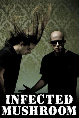 Infected Mushroom @ Roseland Theater (1/14)