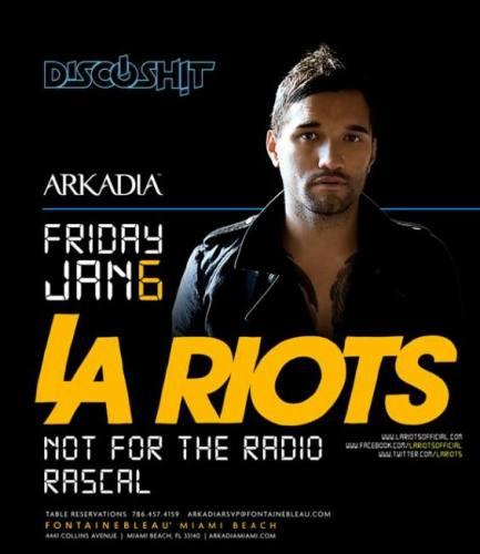 LA Riots @ Arkadia