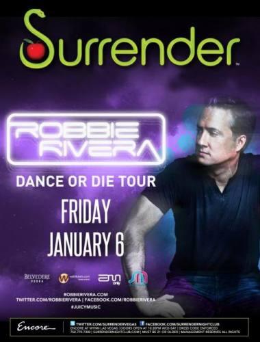 Robbie Rivera @ Surrender