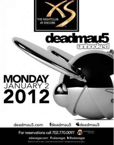 Deadmau5 @ XS (1/2)