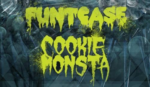 [CA]presents: Funtcase + Cookie Monsta@ The Music box