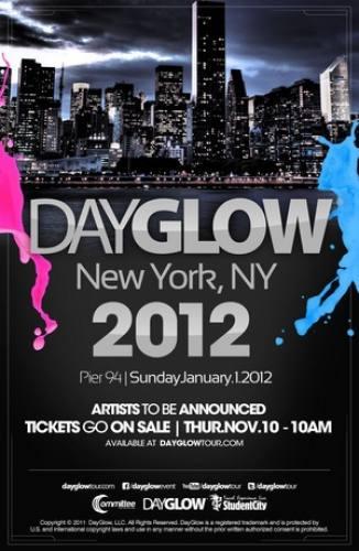 DAYGLOW NYC 2012