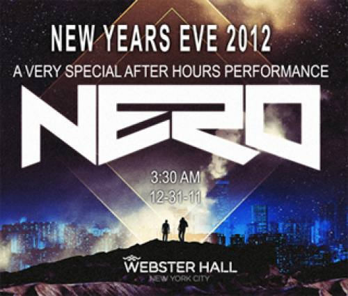 NEW YEARS EVE BALL 2012 AFTER HOURS