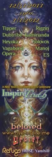 InspireTruth: A New Year's Eve Celebration & Ceremony