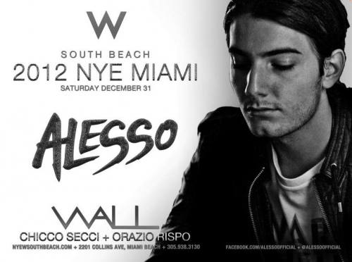 Alesso @ WALL