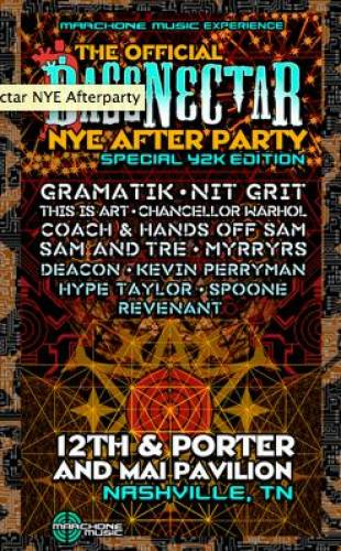 THE OFFICIAL BASSNECTAR NYE AFTERPARTY