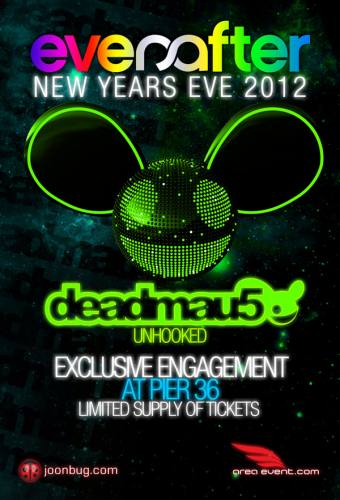 NEW YEARS EVE 2012 with deadmau5