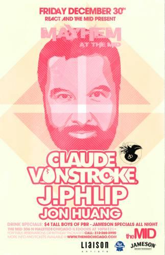 Claude VonStroke @ The MID