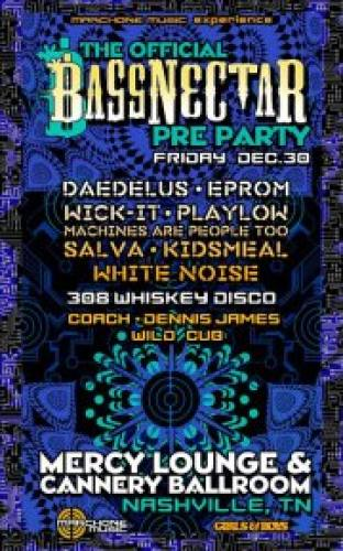The Official Bassnectar NYE Preparty