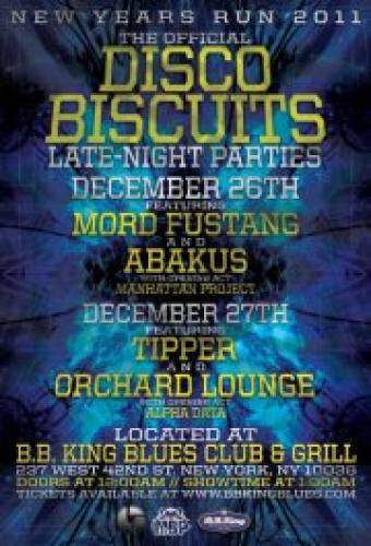 The OFFICIAL Disco Biscuits Late-Night Parties @ B.B. Kings [12.26-12.27]