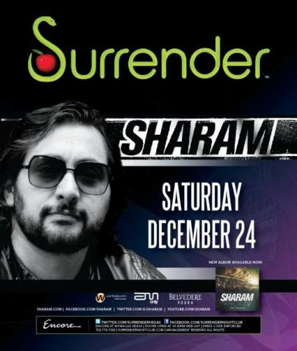 Sharam @ Surrender