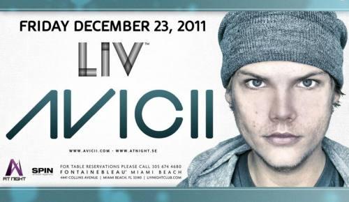 Avicii @ LIV (12/23)