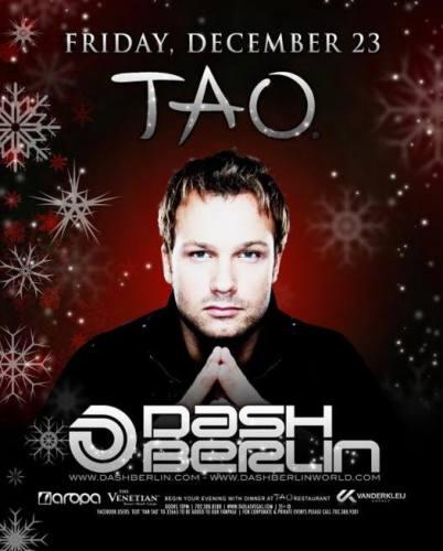 Dash Berlin @ Tao