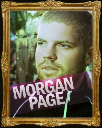 Morgan Page @ Yost Theater