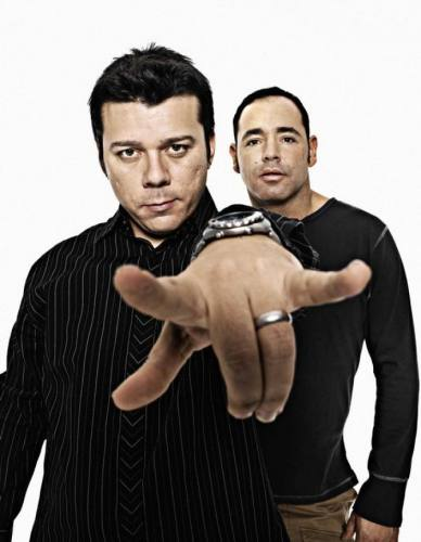 The Crystal Method @ The Yost Theater